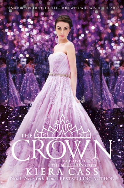 The Crown : 5 by Kiera Cass