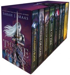Throne of Glass Box Set by Sarah J. Maas