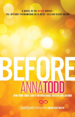 Before : 5 by Anna Todd