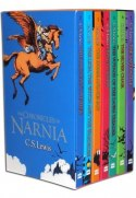 Chronicles of Narnia Books Box Set Collection
