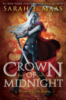 Crown of Midnight : 2 by Sarah J. Maas