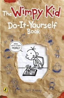 Diary of a Wimpy Kid: Do-It-Yourself Book by Jeff Kinney