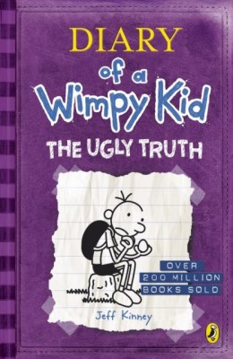 Diary of a Wimpy Kid: The Ugly Truth (Book 5) by Jeff Kinney