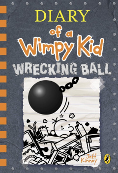 Diary of a Wimpy Kid: Wrecking Ball (Book 14)