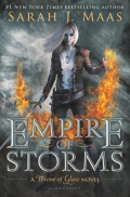 Empire of Storms by Sarah J. Maas ( Hardcover)