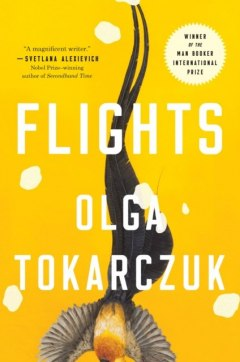 Flights by Olga Tokarczuk
