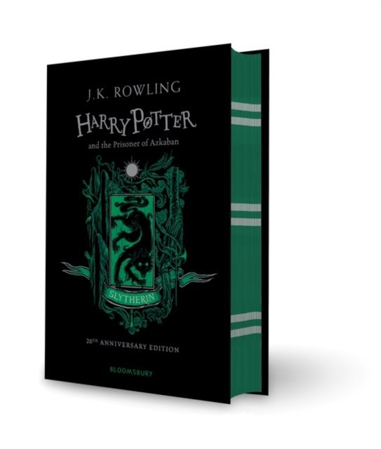 Harry Potter and the Prisoner of Azkaban - Slytherin Edition by J.K. Rowling