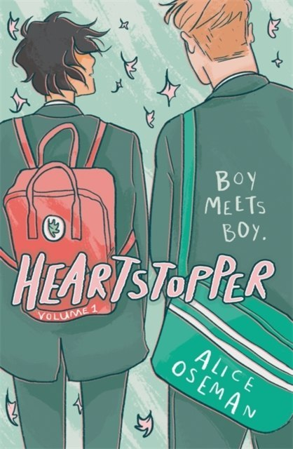 Heartstopper Volume One by Alice Oseman