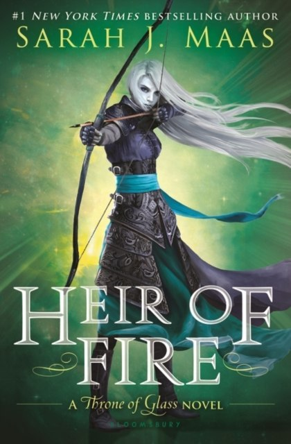 Heir of Fire : 3 by Sarah J. Maas