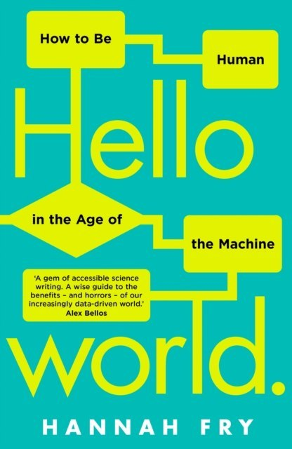 Hello World by Hannah Fry