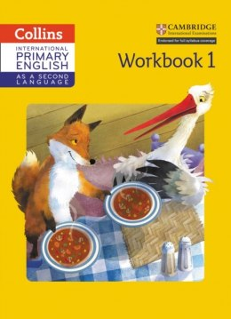 International Primary English as a Second Language Workbook Stage 1 by Daphne Paizee