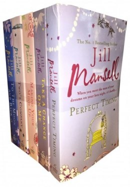 Jill Mansell Collection 5 Books Set