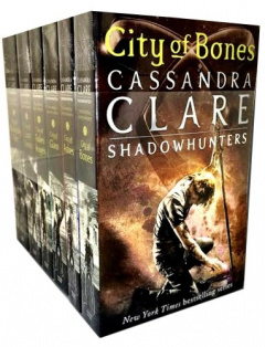 Cassandra Clare Set 6 Books Collection Mortal Instruments Series