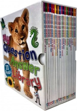 My Question and Answer Library Collection 20 Books
