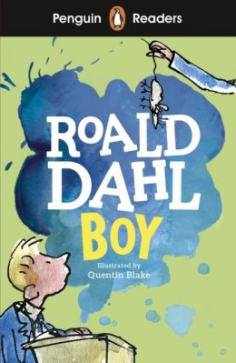 Penguin Readers Level 2: Boy by Roald Dahl