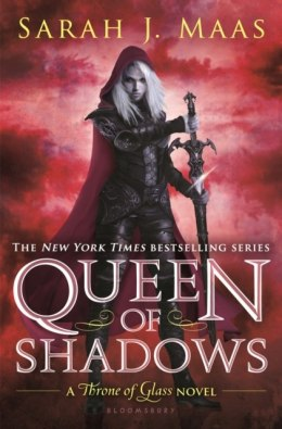 Queen of Shadows : 4 by Sarah J. Maas