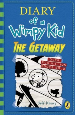 The Getaway (book 12) :Diary of a Wimpy Kid by Jeff Kinney