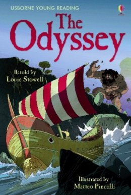 The Odyssey by Louie Stowell
