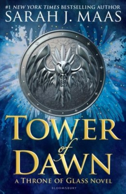 Tower of Dawn (Throne of Glass) by Sarah J. Maas