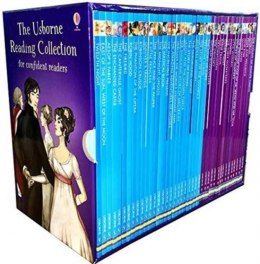 Usborne Reading Collection for Confident Readers