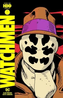 Watchmen International Edition by Alan Moore, Dave Gibbons